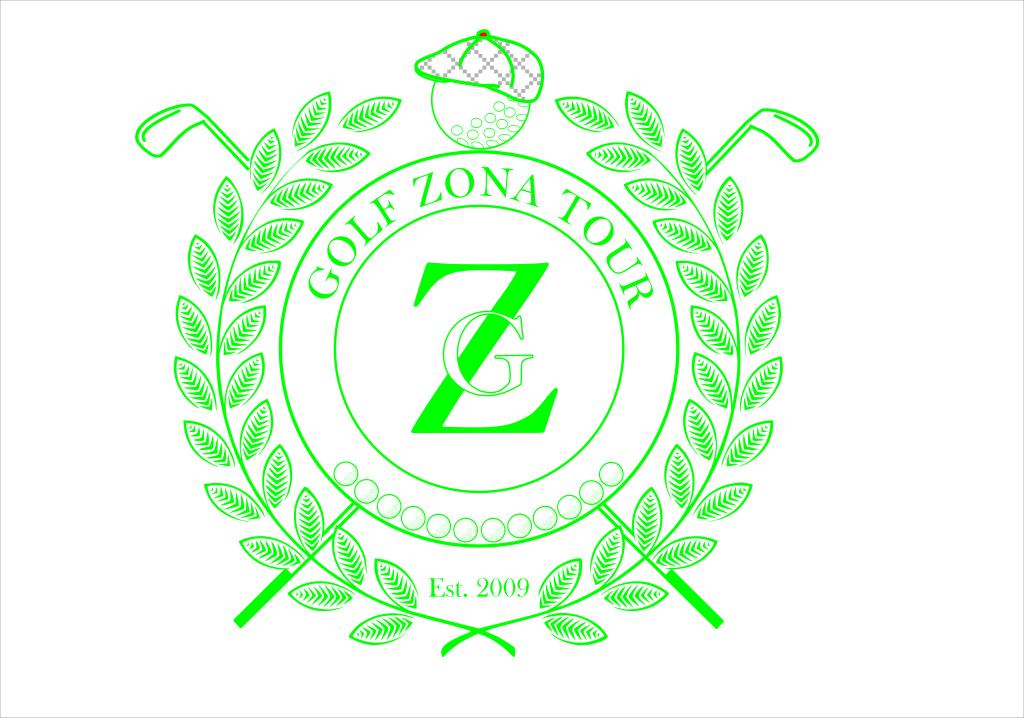 Logo GZT 2020 zelené na bielom
